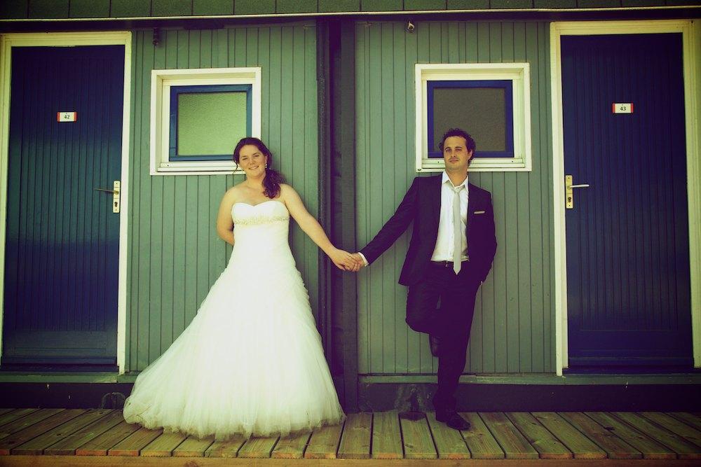 Stephanie & Guillaume / Jour d'après